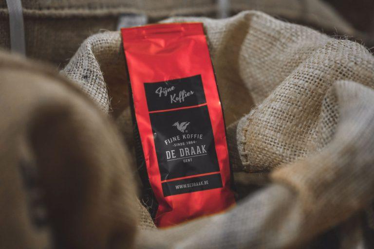 Koffie Draak