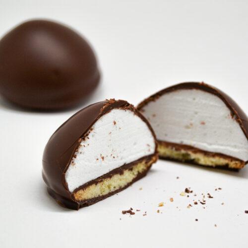 Chocolade soezen fondant los